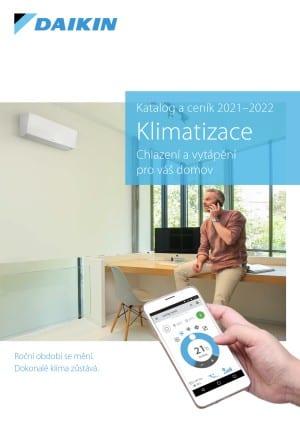 Klimatizace - katalog a ceník 2021 / 2022